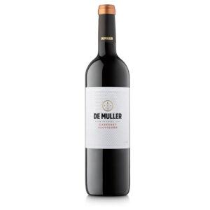 Comprar Vino tinto Cabernet Sauvignon DO Tarragona - DeMuller