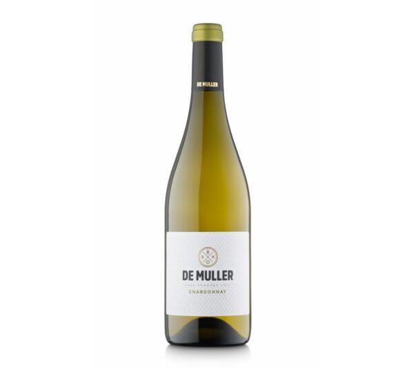 Comprar vino blanco Chardonnay DO Tarragona DeMuller