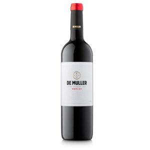 Comprar Vino tinto Merlot DO Tarragona - DeMuller