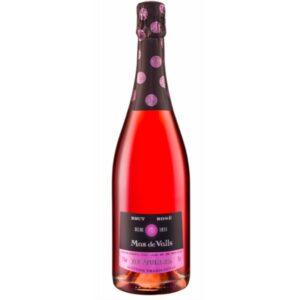Comprar vino espumoso rosado Mas de Valls DO Tarragona DeMuller