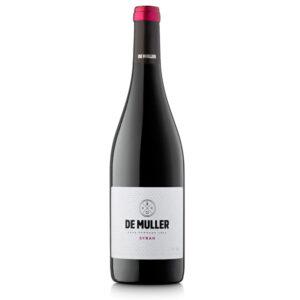 Comprar Vino tinto Syrah DO Tarragona - DeMuller