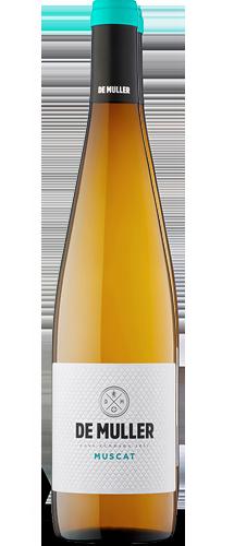 Comprar Vino blanco DeMuller Muscat seco