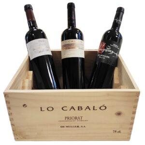 Comprar Pack Vinos Priorat DOQ 3 De Muller