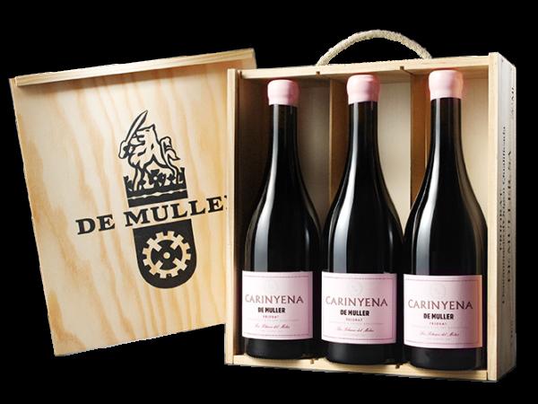 comprar pack vino priorat carinyena de muller